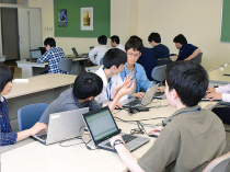 PBL(Project Based Learning)科目でシステム開発を実践!